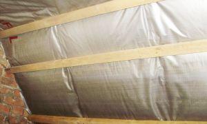 Как, чем и зачем делать пароизоляцию потолка