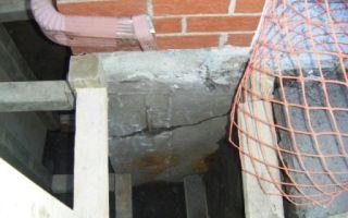 Способы и технология ремонта фундамента деревянного дома