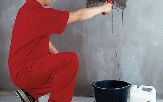 Чем грунтовать стены под жидкие обои?