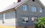 Строительство дома из керамзитобетонных блоков – от фундамента до крыши