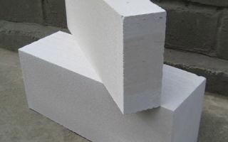 Пеноблоки: размер, вес блока 600х300х200 и другие технические характеристики