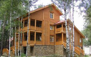 Отзывы о домах из оцилиндрованного бревна — впечатления владельцев
