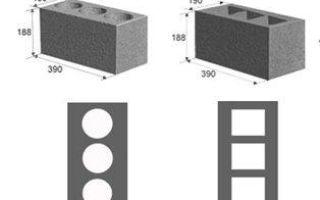 Характеристики керамзитобетонных блоков – стоит ли игра свеч