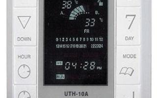 Терморегуляторы для теплого пола – для чего используются и какие бывают