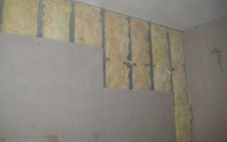 Стены из гипсокартона своими руками: пошаговое руководство