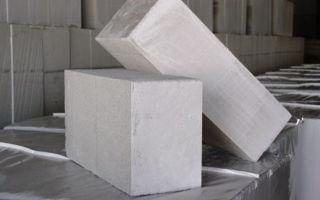 Технические характеристики газосиликатных блоков