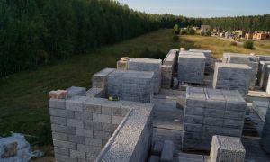 Дома из керамзитобетонных блоков — отзывы владельцев
