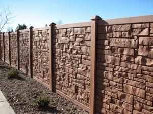 как поставить забор