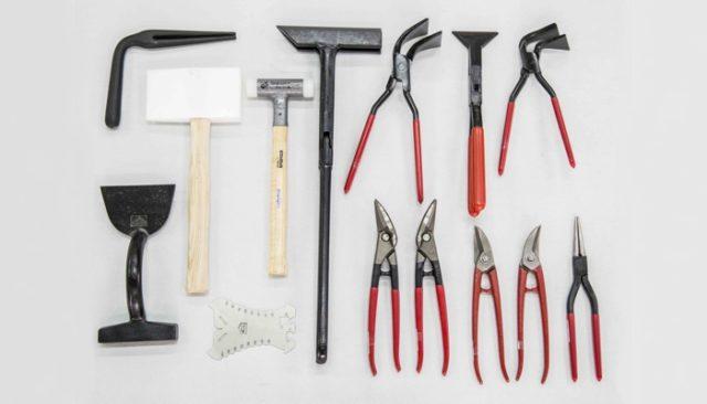Инструменты жестянщика