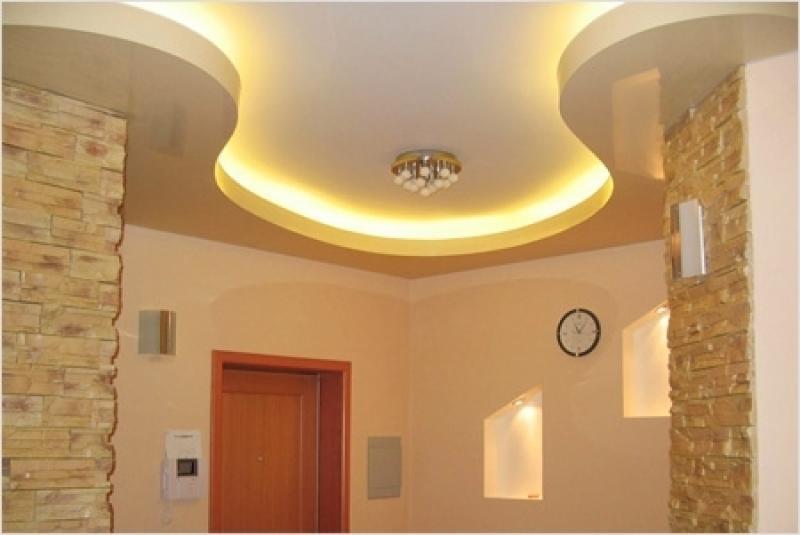 Идеи для дизайна потолка