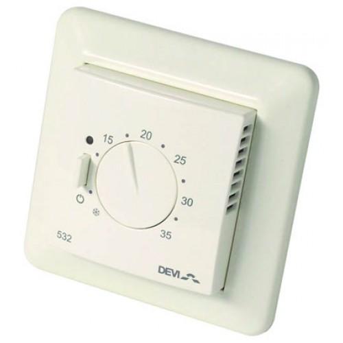 Механический терморегулятор фирмы Devi
