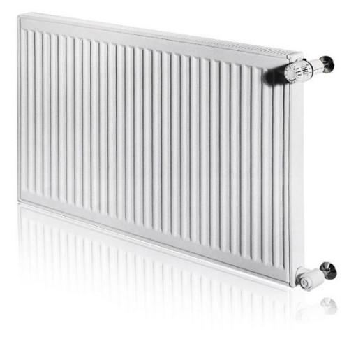 Стальной панельный радиатор отличается высокой прочностью