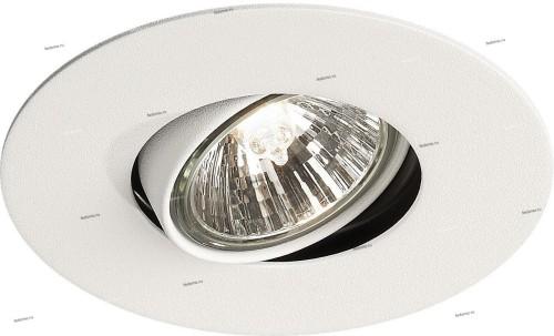 Поворотный светильник позволяет направлять световой поток