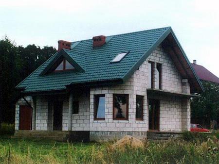 Сейчас домик выглядит так